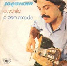 Discos de vinilo: SINGLE TOQUINHO. Lote 40022452