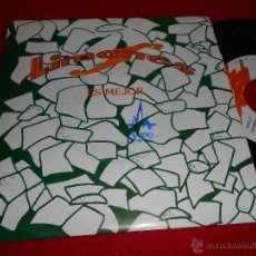 Discos de vinilo: LOS LIMONES ES MEJOR 7 SINGLE 1992 GRABACIONES ACCIDENTALES PROMO DOBLE CARA . Lote 40034213