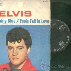 Discos de vinilo: ELVIS PRESLEY INDESCRIBABLY BLUE (EDICIÓN ESPAÑOLA). Lote 40038546