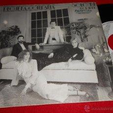 Discos de vinilo: PEQUEÑA COMPAÑIA SOLO TU (POPURRI) 7 SINGLE 1986 EMI PROMO UNA CARA VERSIONES 60'S. Lote 40048279