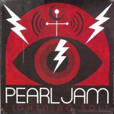 LP PEARL JAM LIGHTNING BOLT VINILO GRUNGE