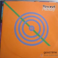 Dischi in vinile: SOUND FACTORY GOOD TIME. Lote 40047853