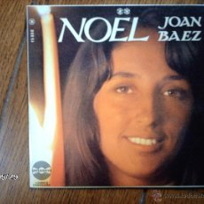 Discos de vinilo: JOAN BAEZ - NOEL - CANTIQUE DE NOEL + 3. Lote 40076052