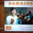 Discos de vinilo: BAMBINO - PAYASO + 3. Lote 40131273