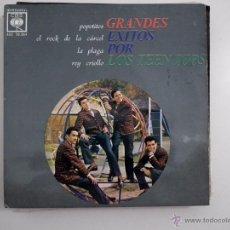 Discos de vinilo: SINGLE LOS TEEN TOPS - GRANDES EXITOS. Lote 40070925