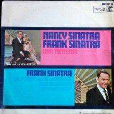 Discos de vinilo: NANCY SINATRA, FRANK SINATRA: UNA TONTERÍA - EP ESPAÑOL. Lote 40074938