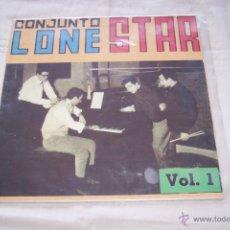 Discos de vinilo: LONE STAR LP PRIMEROS EXITOS (12 TEMAS) EDITA COCODRILO *NUEVO A ESTRENAR+PRECINTADO. Lote 40075684
