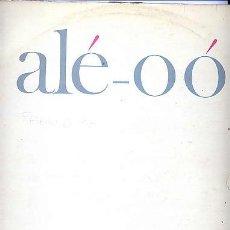 Discos de vinilo: CLAUDIO BAGLIONI DOBLE LP 33 ALE-OO CBS 1982. Lote 40126514