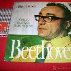 Discos de vinilo: ALFRED BRENDEL BEETHOVEN LP. Lote 40111688