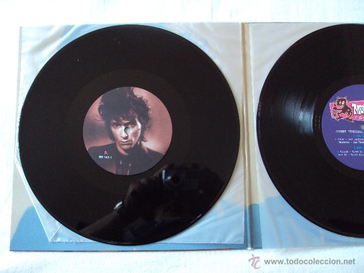 Discos de vinilo: JOHNNY THUNDERS, IN COLD BLOOD (MUNSTER 1998) 2 X LP 10 PULGADAS GARAGE GLAM NEW YORK DOLLS - Foto 4 - 40129866