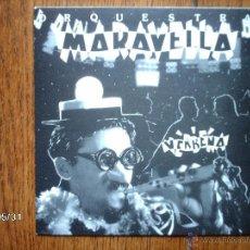 Discos de vinilo: ORQUESTA MARAVELLA - SAMBAS (SOLO UNA CARA ) . Lote 40155226