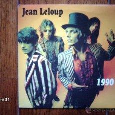 Discos de vinilo: JEAN LELOUP ET LA SALE AFFAIRE - 1990 + DECADENCE. Lote 40178240