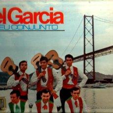 Discos de vinilo: LP GALICIA FOLK : NEL GARCIA E O SEO CONJUNTO . Lote 40141231