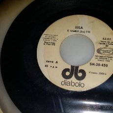 Discos de vinilo: SISA EL CASAMENT + 1 MAS, SIN PORTADA.. Lote 40149419