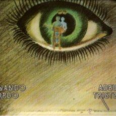 Discos de vinilo: LP FERNANDO TORDO ( CANTAUTOR PORTUGUES) : ADEUS TRISTEZA . Lote 40151188
