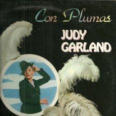 Discos de vinilo: JUDY GARLAND LP SELLO EMI-CAPITOL AÑO 1982 CON PLUMAS. Lote 40154557