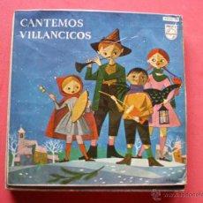Discos de vinilo: CANTEMOS VILLANCICOS / COROS ESCUELAS DE AVEMARIANAS EP 4 CORTES. Lote 40156260