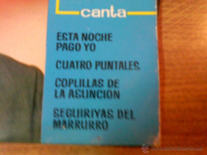 Discos de vinilo: JUANITO VALDERRAMA. ESTA NOCHE PAGO YO. - Foto 2 - 40156612