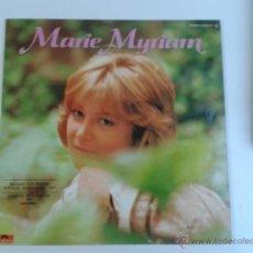 Discos de vinilo: MARIE MYRIAM - EUROVISION 77 CANTA EN ESPAÑOL 1977 LP POLYDOR RARO. Lote 40160193