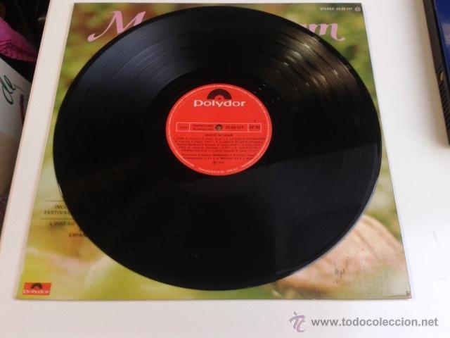 Discos de vinilo: Marie Myriam - EUROVISION 77 CANTA EN ESPAÑOL 1977 LP POLYDOR RARO - Foto 5 - 40160193