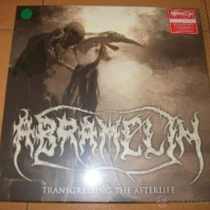 Discos de vinilo: LP - BOXSET ABRAMELIN - TRANSGRESSING THE AFTERLIFE – THE COMPLETE RECORDINGS 1988-2002 (LTD. EDITIO. Lote 40161290