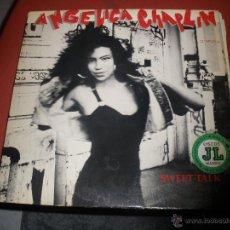 Discos de vinilo: ANGELICA CHAPLIN-SWEET TALK . Lote 40164903