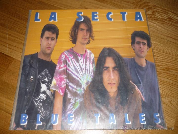 LA SECTA, BLUE TALES, MUNSTER RECORDS, CRUJIENTE ROCK CONEXIÓN EUSKADI-MADRID (Música - Discos - LP Vinilo - Grupos Españoles de los 90 a la actualidad)