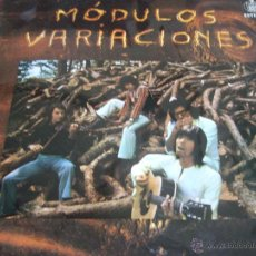 Discos de vinilo: MODULOS-VARIACIONES-EDICION ORIGINAL 1971-POKORA. Lote 40175751