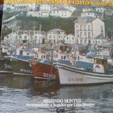 Discos de vinilo: CANCIONES ASTURIANAS VOL.3 . Lote 40195750