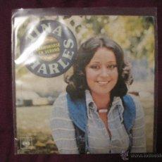 Discos de vinilo: TINA CHARLES - ENAMORARSE EN VERANO - SINGLE ESPAÑOL DE VINILO. Lote 40178738