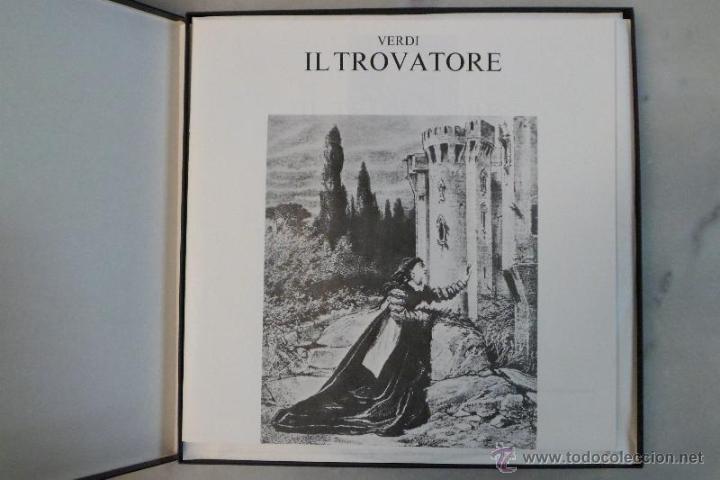 Discos de vinilo: IL TROVATORE. VERDI. PAVAROTTI. BONYNGE. SELLO DECCA ESTUCHE 3 LP´S - Foto 2 - 40453521