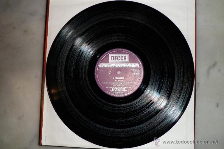 Discos de vinilo: IL TROVATORE. VERDI. PAVAROTTI. BONYNGE. SELLO DECCA ESTUCHE 3 LP´S - Foto 5 - 40453521