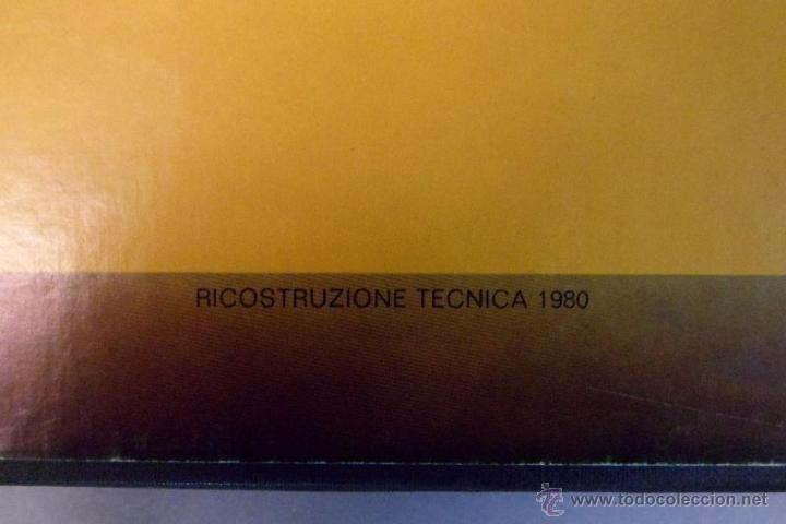 Discos de vinilo: ESTUCHE 3 LP´S IL BARBIERE DI SIVIGLIA. EL BARBERO DE SEVILLA. ROSSINI. HISPAVOX 1981 - Foto 8 - 40453349