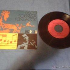Discos de vinilo: DISCO SORPRESA FUNDADOR - LOS ALBAS - 1972. Lote 40187738