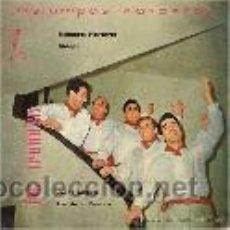 Discos de vinilo: LOS IRUÑA´KO EP SELLO ZAFIRO AÑO 1969. Lote 40188611