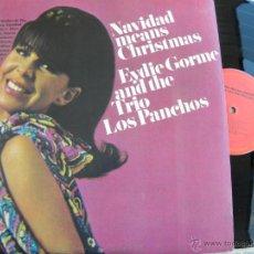 Discos de vinilo: EYDIE GORME AND THE TRIO LOS PANCHOS -LP 1985 -USA -BUEN ESTADO. Lote 40204707