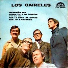 Discos de vinilo: LOS CAIRELES. Lote 40209792