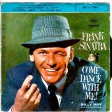 Discos de vinilo: FRANK SINATRA COME. Lote 40209969