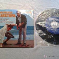 Discos de vinilo: HERMANOS CALATRAVA - ALELUYA - 1967. Lote 40210325