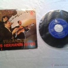 Discos de vinilo: LOS HERMANOS REYES - VILLANCICOS - 1970. Lote 40210596