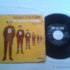 Discos de vinilo: GILBERT O`SULLIVAN - ALONE AGAIN -1972. Lote 40216631