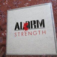 Discos de vinilo - LP DE VINILO DE THE ALARM- TITULO STRENGTH- ORIGINAL DEL 85- ¡¡¡¡NUEVO A ESTRENAR¡¡¡¡ - 40277509