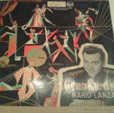 Discos de vinilo: - EL GRAN CARUSO - MARIANO LANZA -. Lote 40287460
