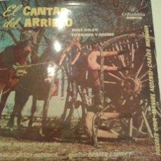 Discos de vinilo: - EL CANTAR DEL ARRIERO -. Lote 40288116