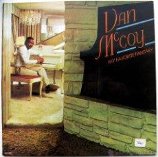 Discos de vinilo: VAN MCCOY - MY FAVORITE FANTASY - LP MCA RECORDS 1978 BPY. Lote 40293288