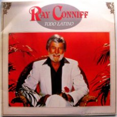 Discos de vinilo: RAY CONNIFF - TODO LATINO - DOBLE LP CBS RECORDS 1983 BPY. Lote 40293556