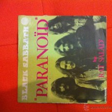 Discos de vinilo: BLACK SABBATH- PARANOID- RARO. Lote 40296826