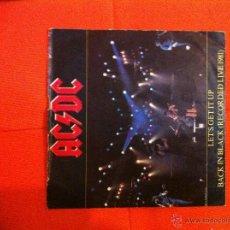Discos de vinilo: AC/DC. Lote 40296963
