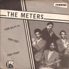Discos de vinilo: EP-THE METERS LOOK KA PY PY-AARON NEVILLE-CHARLY REC.-1980-JOSIE SESSIONS. Lote 40299457
