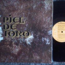 Discos de vinilo: LOS RELÁMPAGOS. PIEL DE TORO. LP RCA LSP-10437. ESPAÑA 1971. PORTADA DOBLE. GATEFOLD.. Lote 40299714
